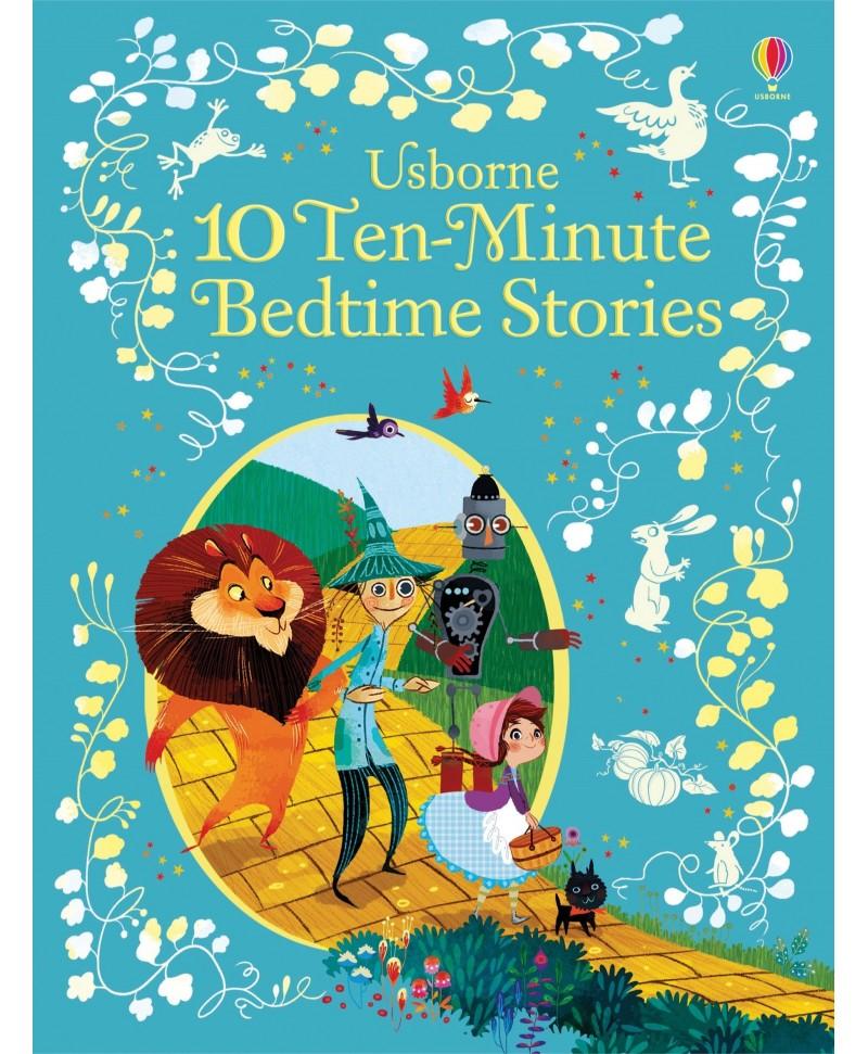 Carte cu povești scurte 10 ten-minute bedtime stories