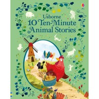 Carte cu povești scurte 10 ten-minute animal stories