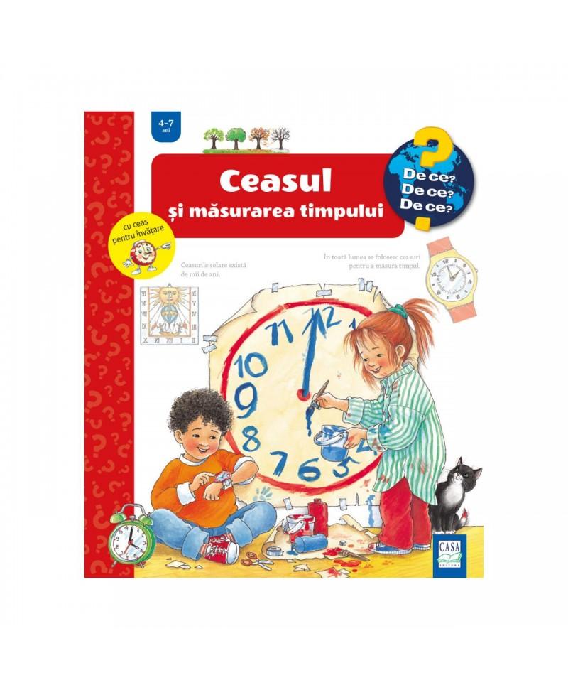 Ceasul și măsurarea timpului