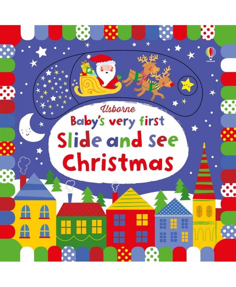 Carte Gliseaza si Vezi Slide and see Christmas