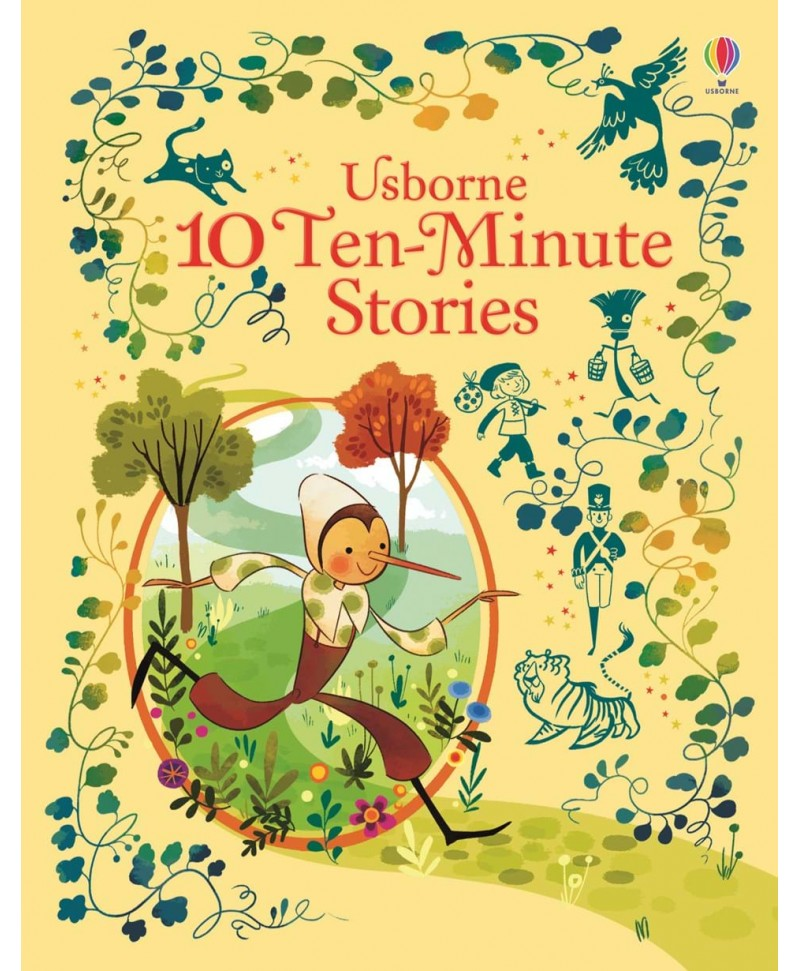 Carte cu povești scurte 10 ten-minute stories