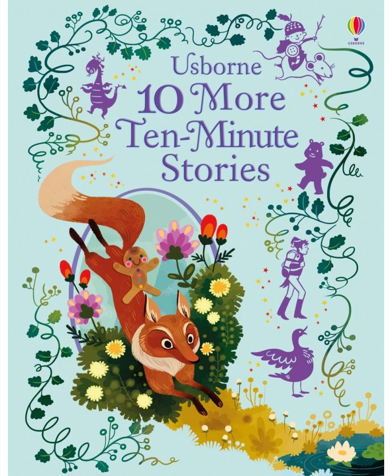 Carte cu povești scurte 10 more ten-minute stories