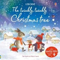 Carte cu luminițe de Crăciun Twinkly, twinkly Christmas tree