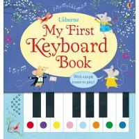 Carte pian  My First Keyboard Usborne