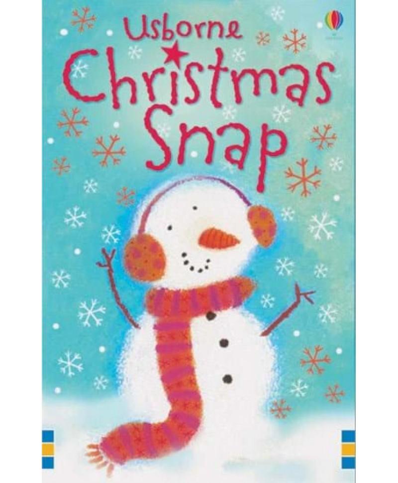 Joc de cărți cu imagini de Crăciun Christmas Snap