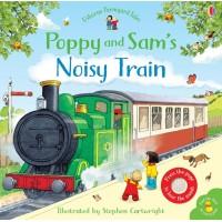 Carte muzicala Poppy and Sam's noisy train