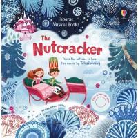 Carte muzicală Spărgătorul de Nuci The Nutcracker Musical book Usborne
