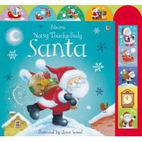 Carte cu sunete Noisy touchy-feely Santa +2ani