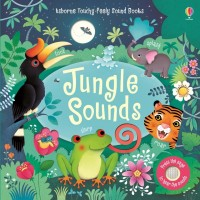 Carte cu sunetele junglei Jungle Sounds