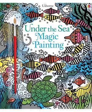 Carte cu pictură magică Under the Sea Magic Painting