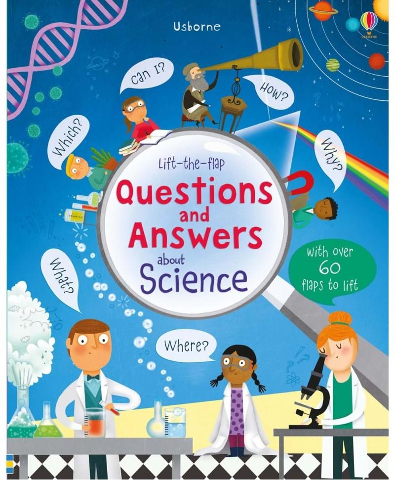 Întrebări și răspunsuri despre știință  Questions and answers about Science