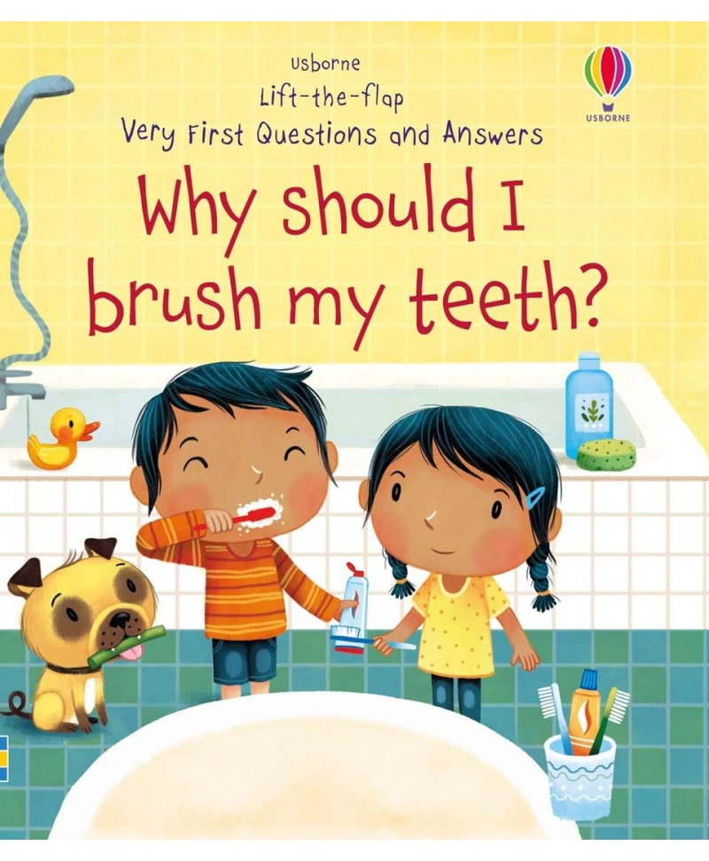 De ce e bine să ne spălăm pe dinți? Why Should I Brush My Teeth?