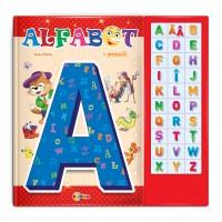 Carte cu sunete din Alfabet (include poezii)