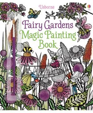 Carte cu pictură magică Fairy Gardens Magic Painting