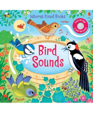 Carte cu sunete și ciripit de  păsărele - Bird Sounds
