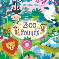 Carte cu sunete de la gradina zoologică - Zoo Sounds