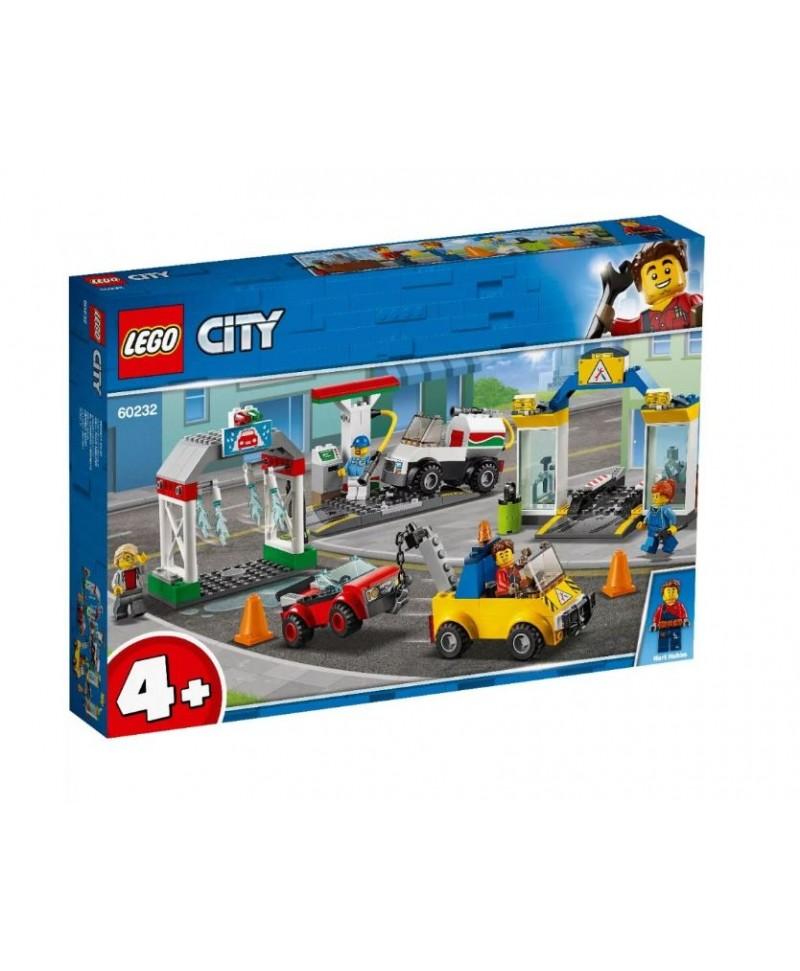 LEGO City Centrul de garaje + 4ani