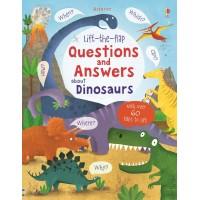 Întrebări și răspunsuri despre Dinozauri Lift-the-flap questions and answers Dinosaurs