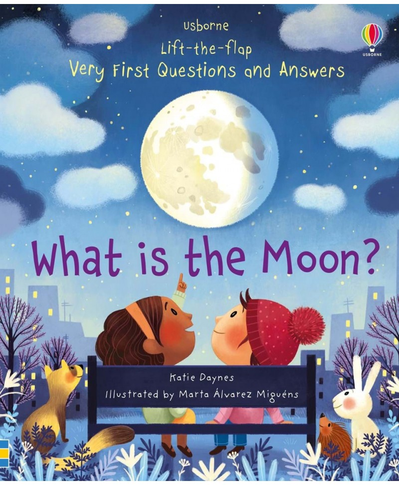 Ce este Luna - What is the Moon?