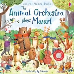 Carte muzicala The Animal Orchestra Plays Mozart