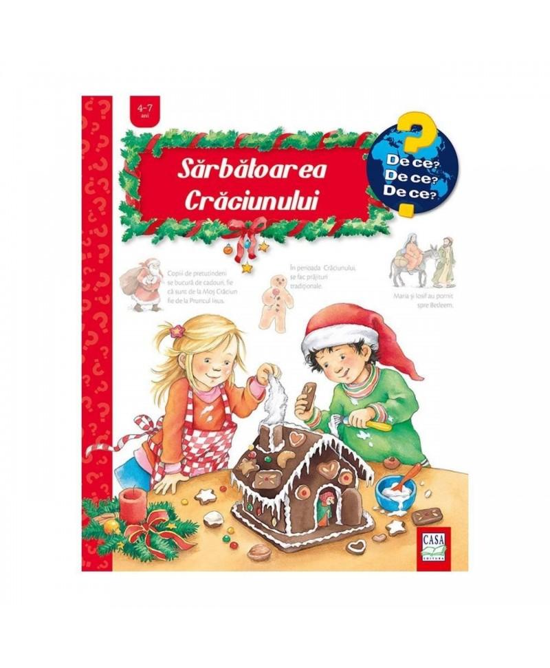 Despre Sărbătoarea Crăciunului, pentru copii