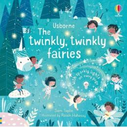 Carte cu luminițe și zâne Twinkly, twinkly Fairies